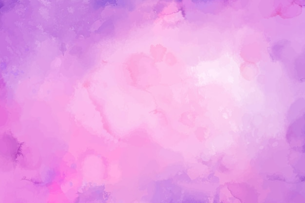 Watercolour background with copy space stains