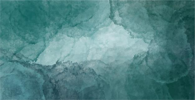 Акварельный туманный фон