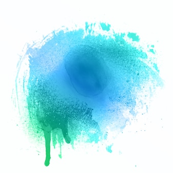 Watercolour splat texture