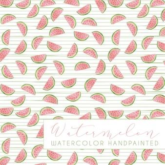 Watermelon pattern design