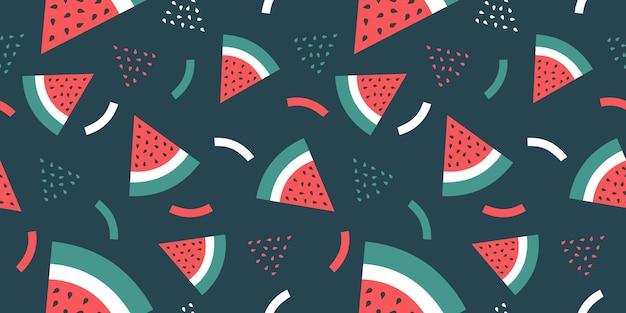 수박 패턴