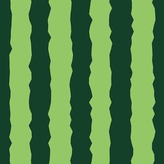 スイカシームレスパターン食品フルーツグリーンスキン