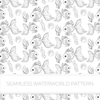 Waterworld pattern design