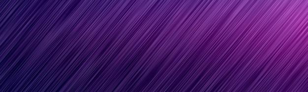 波の抽象的な背景。縞模様の壁紙。紫のバナーカバー