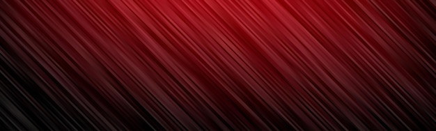Wave abstract background. stripe pattern wallpaper. banner cover  in red color
