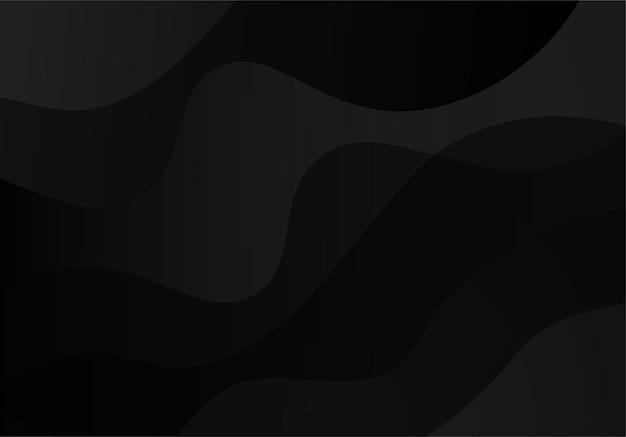 Волна динамический жидкий красочный векторный фон
