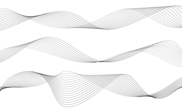 Wave element   set