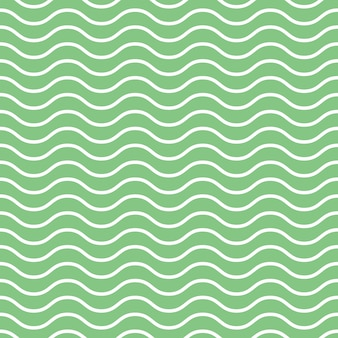 Waves pattern. geometric simple background. creative and elegant style illustration