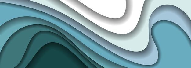 波状パターン