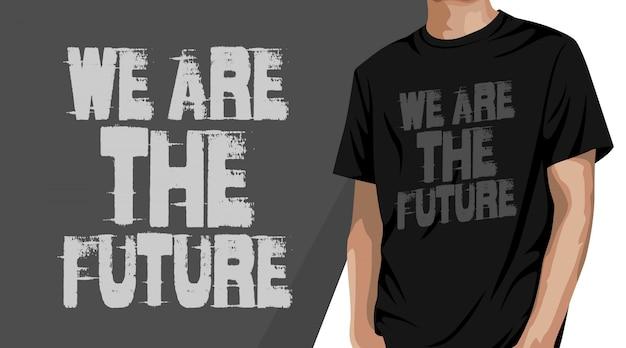 プリントtシャツの未来