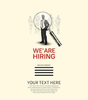 We are hiring design