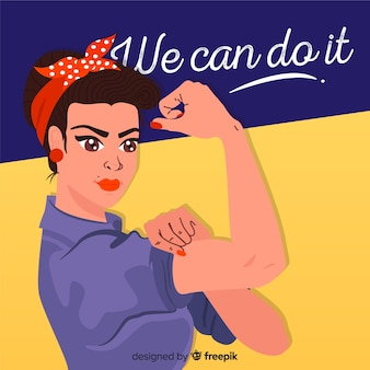 私たちはそれをすることができます!バックグラウンド