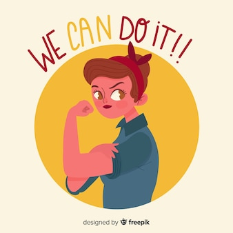 Possiamo farlo! sfondo