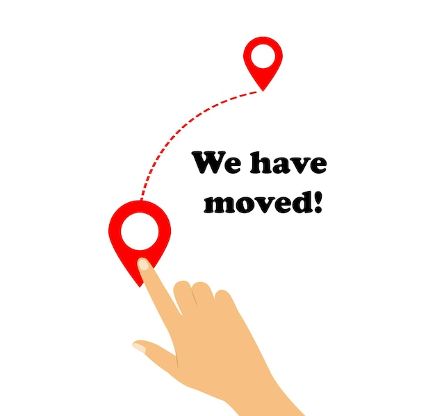 We have moved way. route with pointers.