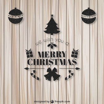 Vi auguriamo un merry christmas card