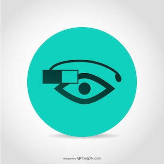 Wearable technology google glasses