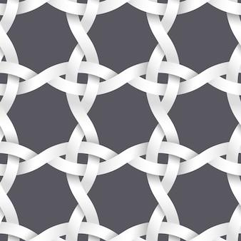 織り紙ストライプ