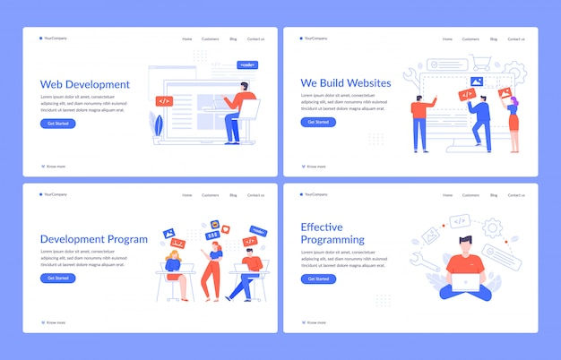 Web development. website , code engineering and creative interface  landing page template. coding and programming homepage layout. ui, ux, usability. content management