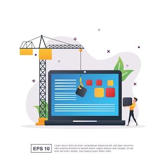 Веб-разработка с людьми, которые занимаются веб-дизайном.