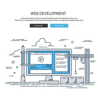 ウェブ開発
