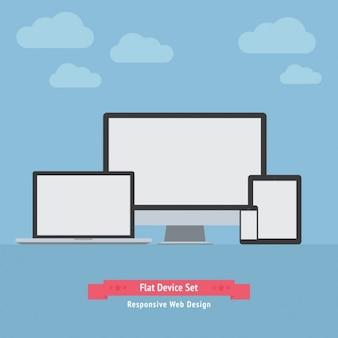 ウェブ・デバイスの設計