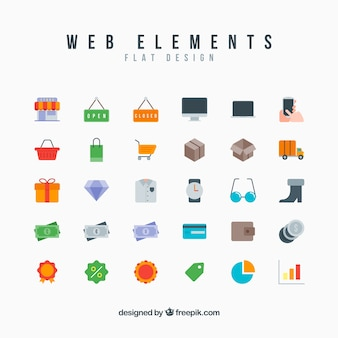 웹 아이콘 모음