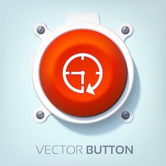 Web interface button