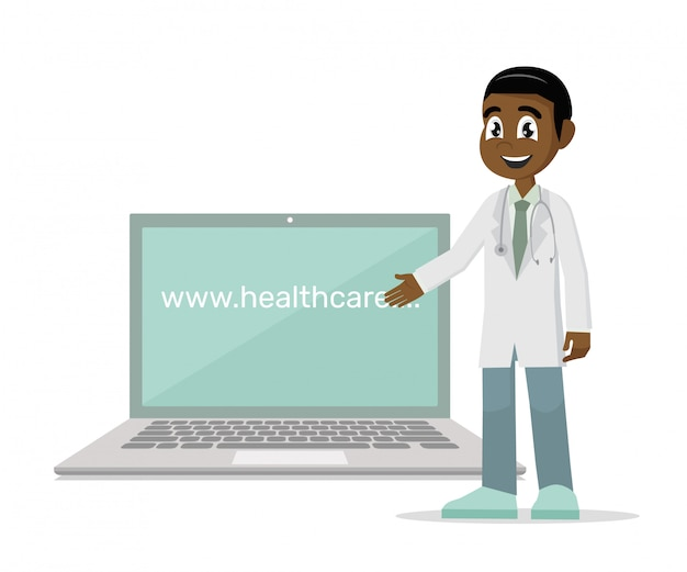 Web medicine.