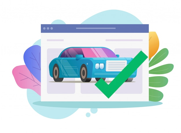 車両オンライン診断監視セキュリティチェックwebサイト