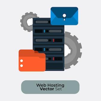 Webホスティングイメージ