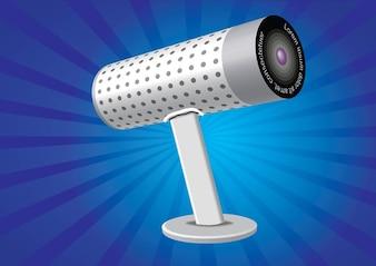 Webcam Illustration