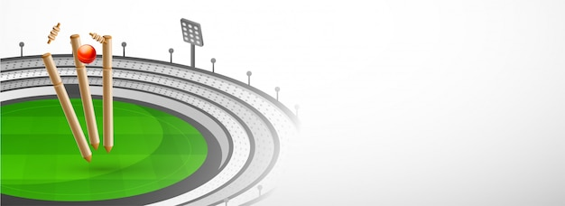 Website header or banner design