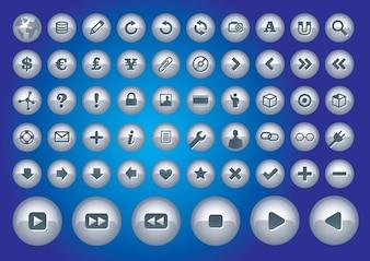 Website Icons, Signs & Symbols