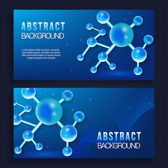 Website modern abstract background
