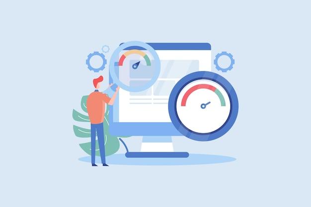 Производительность веб-сайта
