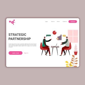 Websites template for website or apps