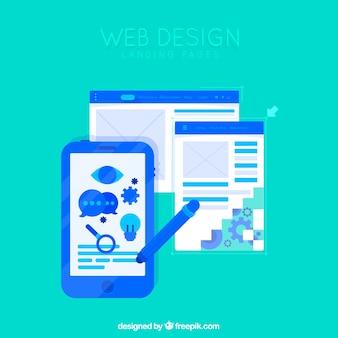 リンク先ページのデザインコンセプト