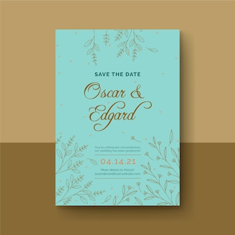 결혼 기념일 카드