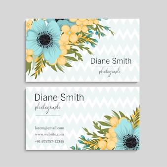 Свадебная открытка с цветочной розой