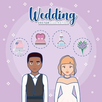 Wedding concept design