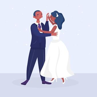Свадебные пары
