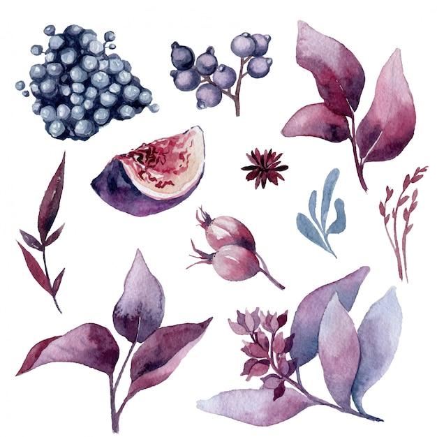 Шаблон карточки приглашения свадьбы с розовой весной цветет, иллюстрация.