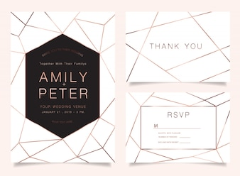 Invitation vectors photos and psd files free download wedding invitation cards stopboris