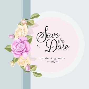 Wedding invitation for instagram posts