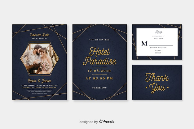 Party Invitation Vectors Photos And PSD Files