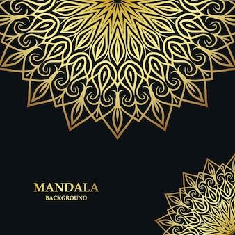 マンダラデザインepsとの結婚式の招待状