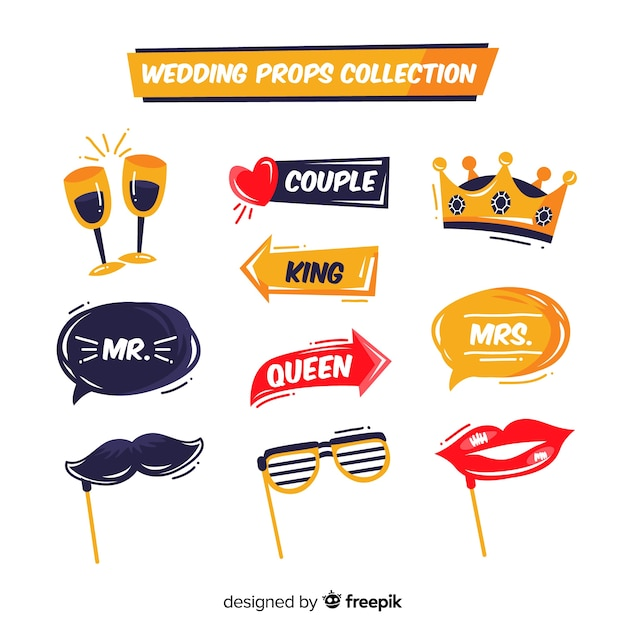 graphic regarding Disney Princess Photo Booth Props Free Printable referred to as Props Vectors, Pics and PSD data files No cost Down load
