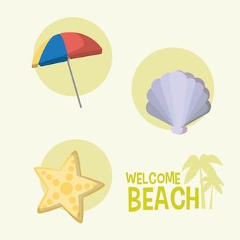 Welcome to beach cartoons