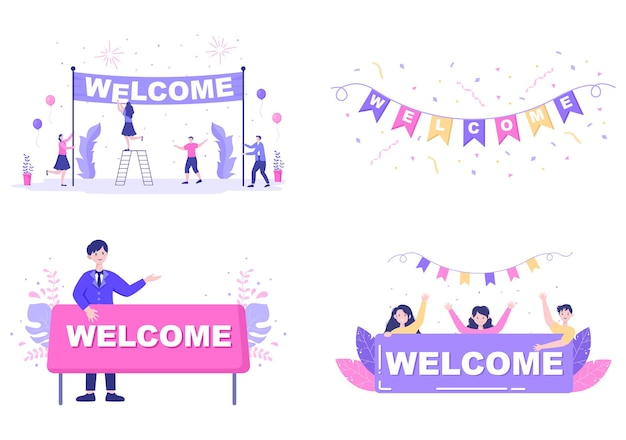 Welcome   illustration
