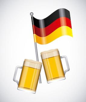 Приветственный фестиваль пива октоберфест